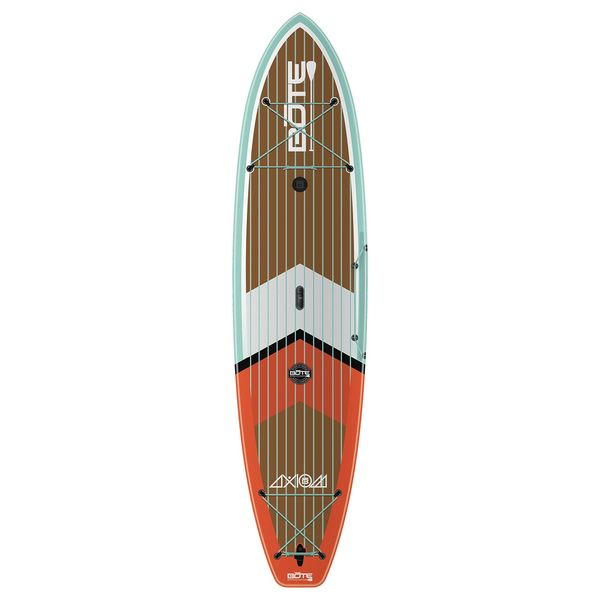 Bote 10 39 6 axiom stand up paddleboard west marine for Bote paddle board with motor