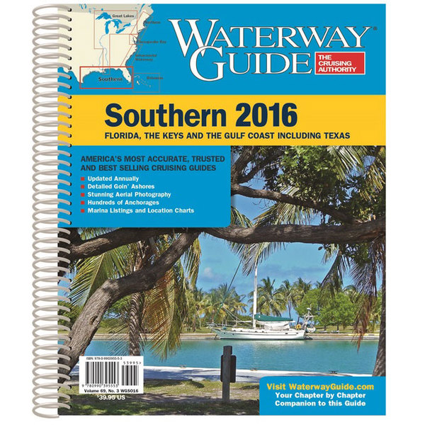 Waterway Guide Southern 2016