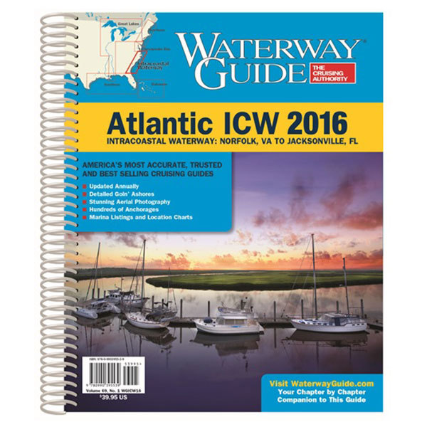 Waterway Guide Atlantic ICW 2016