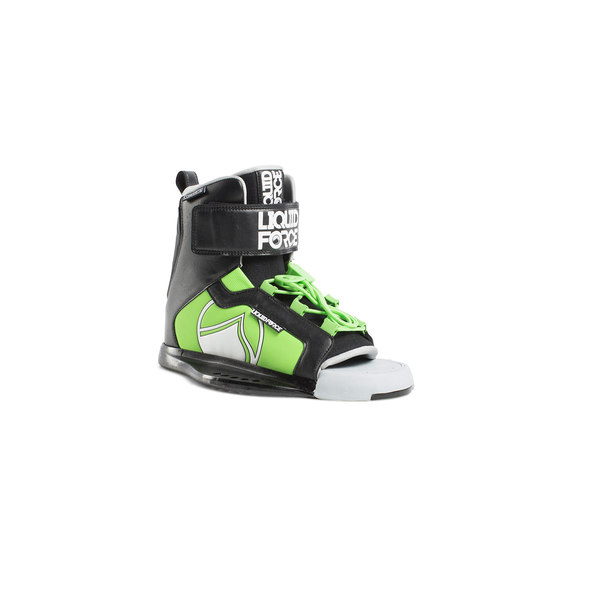 LIQUID FORCE Fury 120 with Rant Youth Bindings, 12T-5Y ...