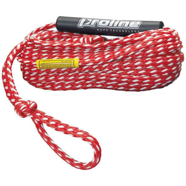 Proline 60' Deluxe Tube Rope, Red Sale $14.99 SKU: 17068255 ID# 84213124 :