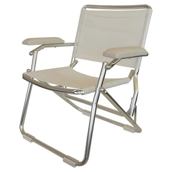 SPRINGFIELD European Folding Deck Chair