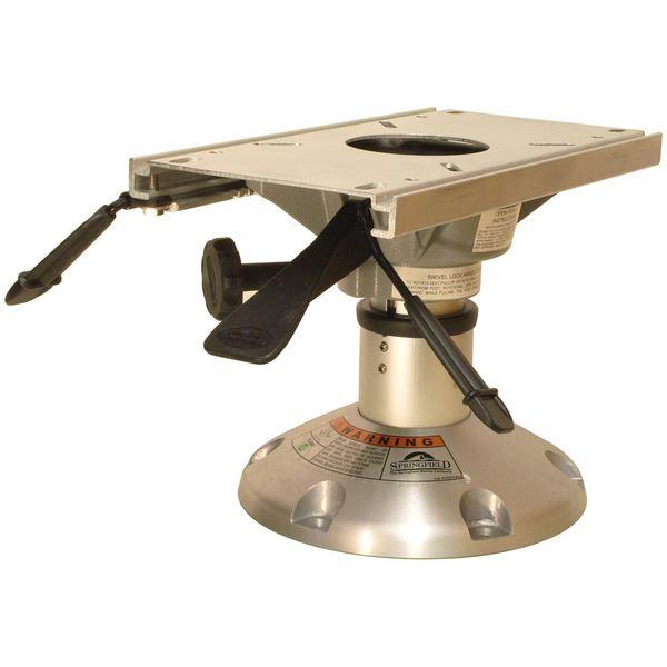 SPRINGFIELD Short Mainstay Pedestal Package With Slide, Adjusts 10 ...
