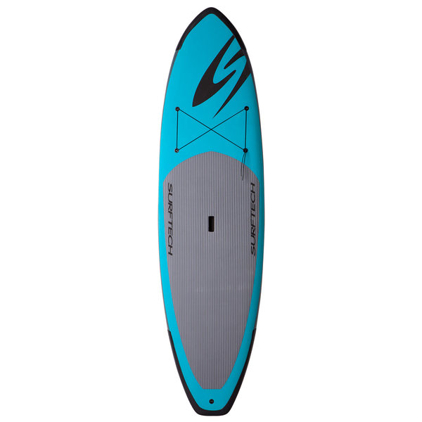Surftech 9'6 Universal Blacktip Stand-Up Paddleboard, Blue Sale $899.00 SKU: 17084179 ID# BT0033 :