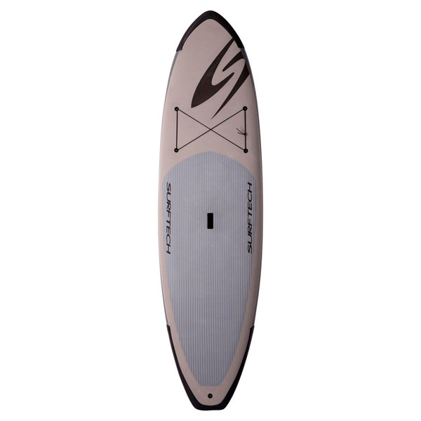 Surftech 9'6 Universal Blacktip Stand-Up Paddleboard, Gray Sale $899.00 SKU: 17084203 ID# BT0028 :