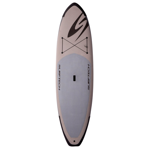 Surftech 10'6 Universal Blacktip Stand-Up Paddleboard, Gray Sale $949.00 SKU: 17084211 ID# BT0030 :