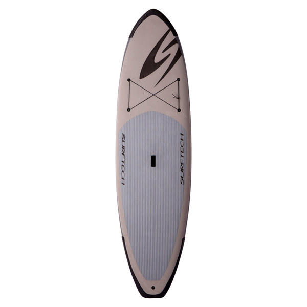 Surftech 11'6 Universal Blacktip Stand-Up Paddleboard, Gray Sale $999.00 SKU: 17084229 ID# BT0032 :