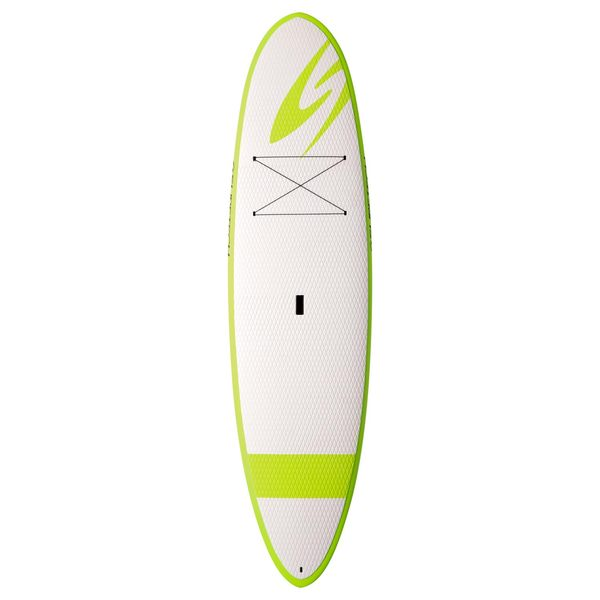 Surftech 9'6 Generator Coretech Stand-Up Paddleboard, Green Sale $999.00 SKU: 17084419 ID# SFI36 :