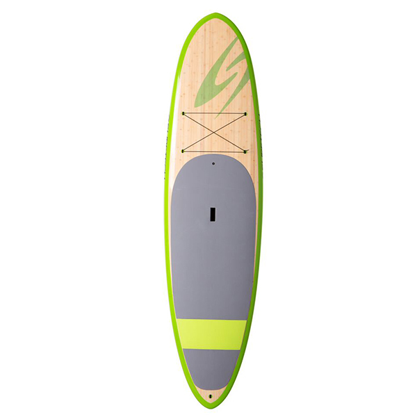Surftech 10'6 Generator TEKefx Stand-Up Paddleboard, Green Sale $1349.00 SKU: 17084484 ID# DXC12 :