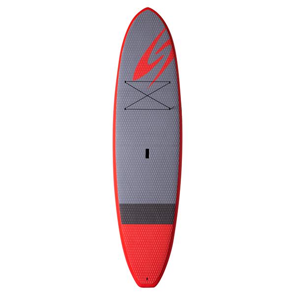 Surftech 9'6 Universal Coretech Stand-Up Paddleboard, Red Sale $999.00 SKU: 17084534 ID# SFI28 :