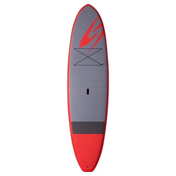 Surftech 10'6 Universal Coretech Stand-Up Paddleboard, Red Sale $1049.00 SKU: 17084542 ID# SFI30 :
