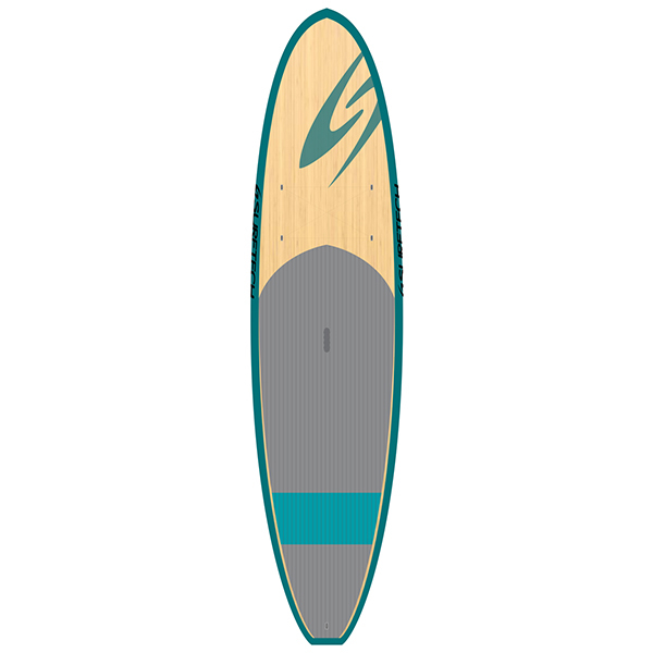 Surftech 11'6 Universal TEKefx Stand-Up Paddleboard, Blue Stripe