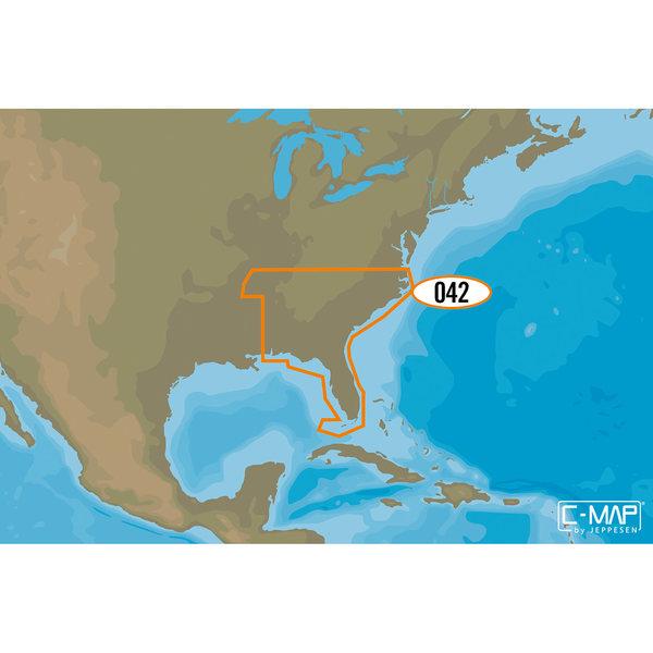 C-map US Lakes: South East - Electronic Chart Sale $149.99 SKU: 17084732 ID# NA-D042 :