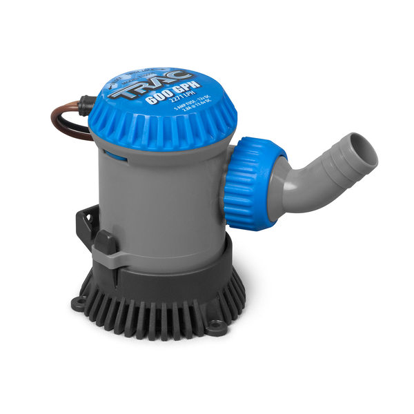 TRAC 600 GPH (3/4) Bilge Pump