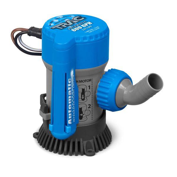 Trac® AUTO 600 GPH 3/4 Bilge Pump