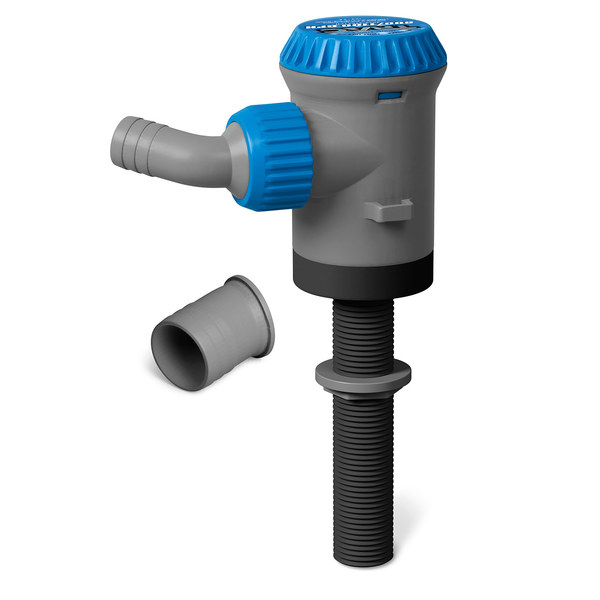 Trac® 800/1100 GPH Thru-Hull Pump