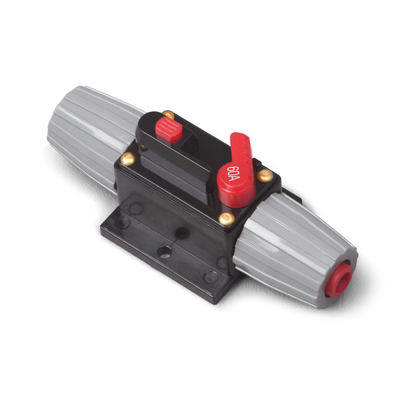 Trac Outdoor Products Sealed Thermal Circuit Breaker, 60 Amp Sale $24.99 SKU: 17104878 ID# T10162 :