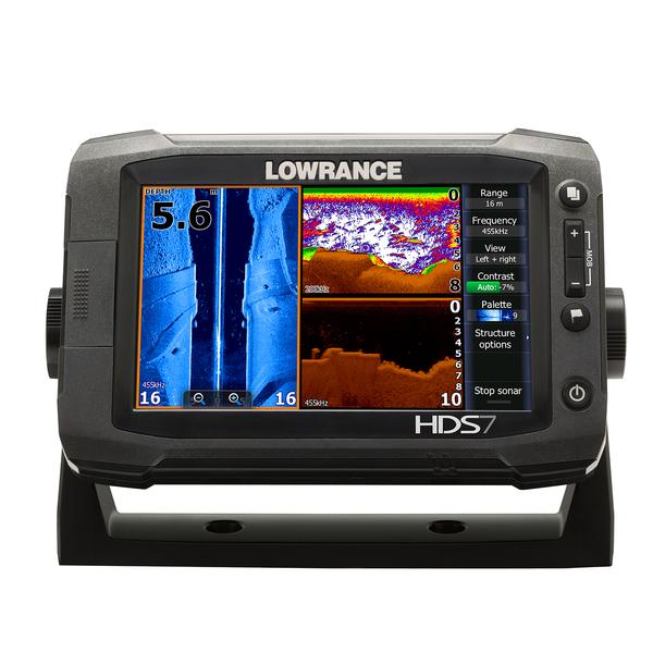 Lowrance HDS-7 Gen2 Touchscreen Fishfinder/Chartplotter, Pro Insight Cartography Sale $649.99 SKU: 17112210 ID# 000-10763-001 :