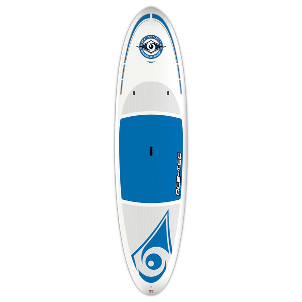 Bic Sup 10'6 Ace-Tec Performer Stand-up Paddleboard, White