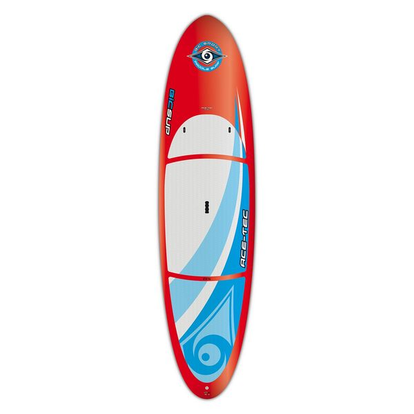 Bic Sup 10'6 Ace-Tec Performer Stand-up Paddleboard, Gloss Red