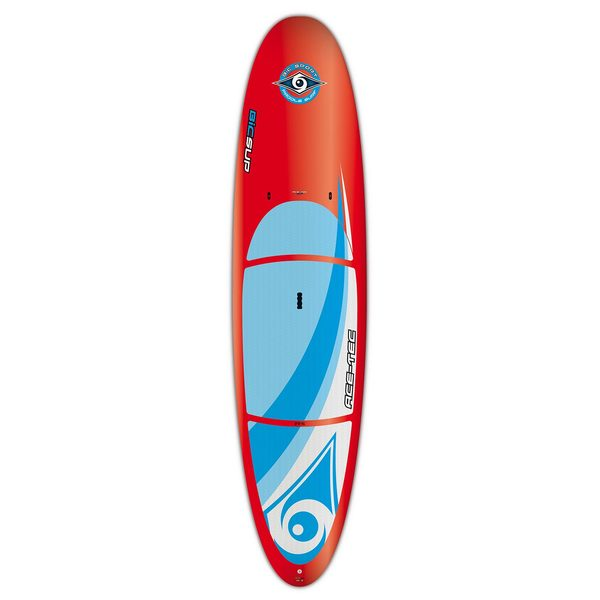 Bic Sup 11'6 Ace-Tec Performer Stand-up Paddleboard, Gloss Red