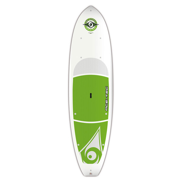 Bic Sup 11' Ace-Tec Cross Stand-up Paddleboard, White