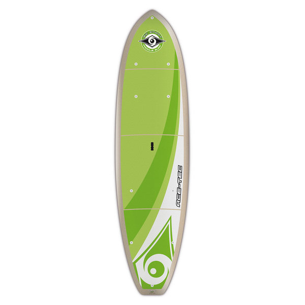 Bic Sup 11' Ace-Tec Cross Adventure Stand-up Paddleboard, Platnium