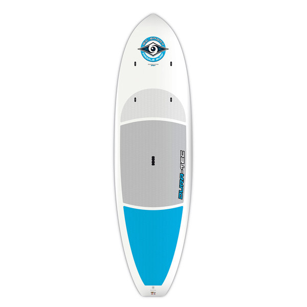 Bic Sup 9'10 Dura-Tec Original Cross Stand-up Paddleboard, White