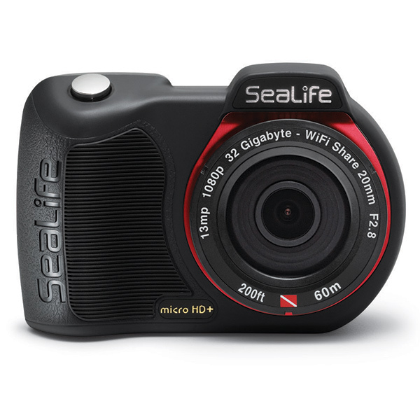 Sealife Micro HD+ 32gb Wifi Marine & Underwater Camera