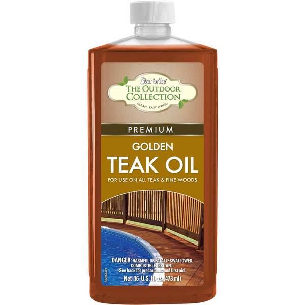 Star Brite Premium Golden Teak Oil Sale $19.99 SKU: 17147034 ID# 52216 :
