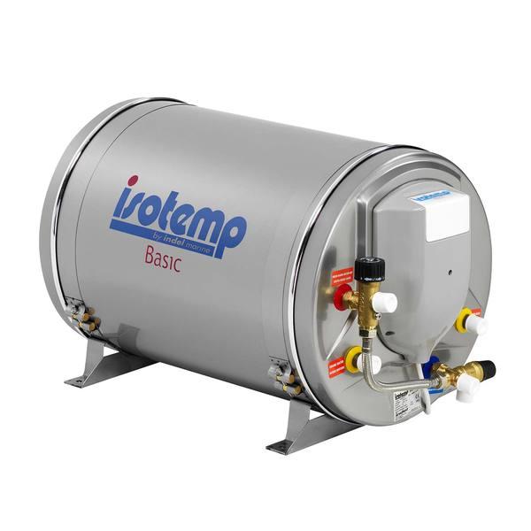 Marine Water Heater : Isotemp basic stainless steel marine water heater v