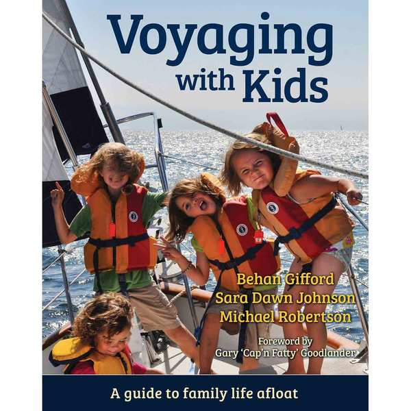 L&l Pardey Books Voyaging With Kids