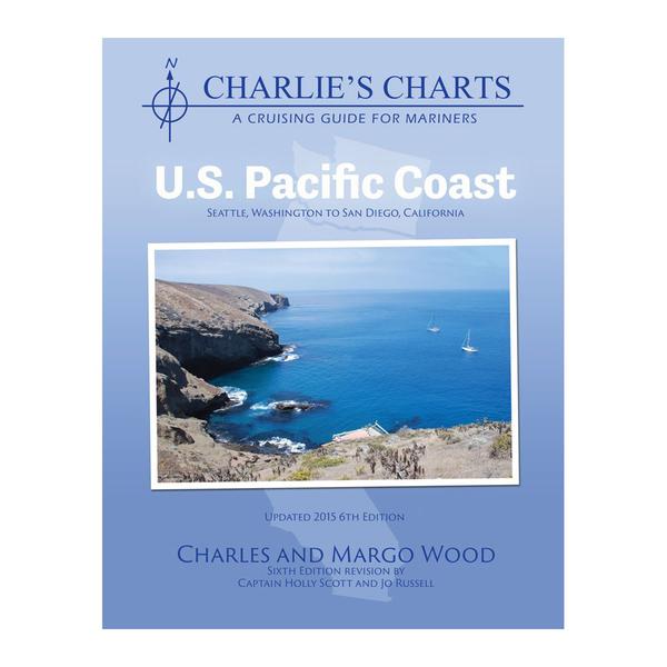 Charlies Charts Charlie's Charts U.S. Pacific Coast Sale $47.99 SKU: 17205261 ID# CHC002 :