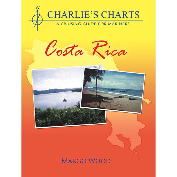 Charlies Charts Costa Rica Sale $27.99 SKU: 17205303 ID# CHC006 :
