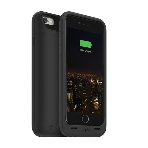 Mophie Juice Pack Air for Apple iPhone 6 - Black (2,750mAh)