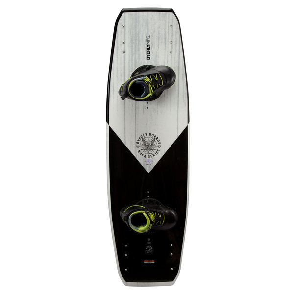Byerly 54.5 Buck Wakeboard with Clutch Close Toe Boot, 11/12