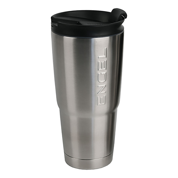 Engel 30 oz. Stainless-Steel Vacuum-Insulated Tumbler with Sealable Lid and Non-Skid Base