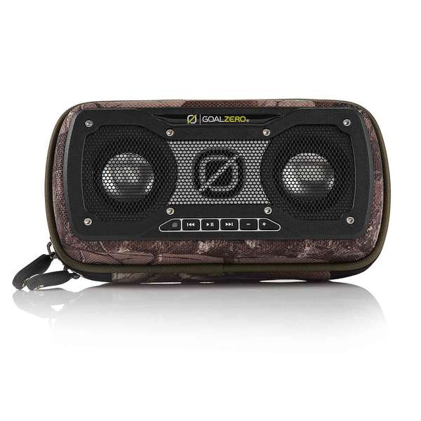 Goal Zero Rock Out 2 Wireless Bluetooth Speaker - Camo