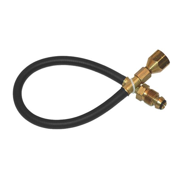 Fireboy-xintex Hose, Remote LPG, Male POL x Female Pigtail, 20 in. Sale $35.99 SKU: 17270422 ID# PF-5437 :