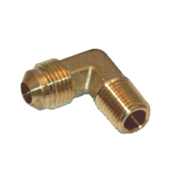 Fireboy-xintex Adapter, 90-degree Elbow, 3/8 Male Flare to 1/4 Male NPT Sale $7.99 SKU: 17270471 ID# PF-5442 :