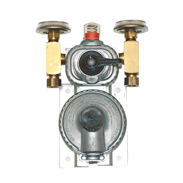 Fireboy-xintex Regulator, Two-Stage