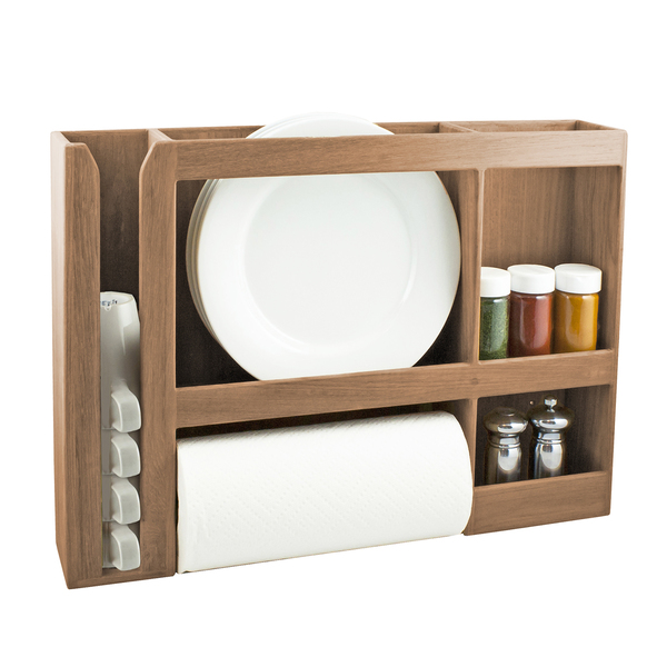 Seateak Dish/Cup/Spice/Towel Rack Sale $139.99 SKU: 17271826 ID# 62402 :
