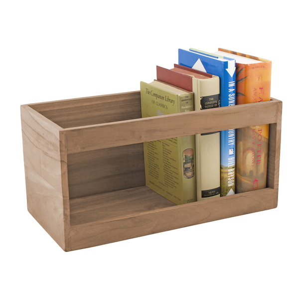 Seateak Hardcover Book Rack Sale $69.99 SKU: 17271925 ID# 62512 :