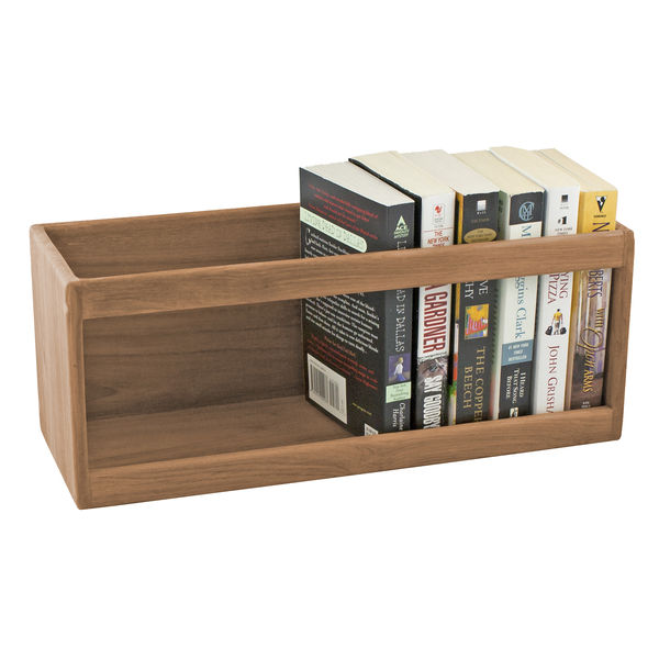 Seateak Paperback Book Rack