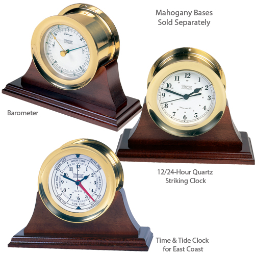 Atlantis Series Clock & Barometer