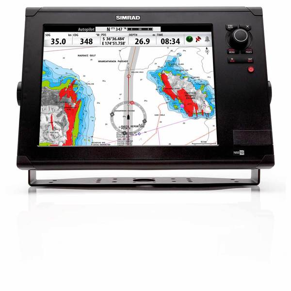 Simrad Factory Inspected and Certified Demo Unit; NSS12 MFD with Insight USA Cartography, No Transducer Sale $1899.99 SKU: 17292509 ID# 151-10084-001 :