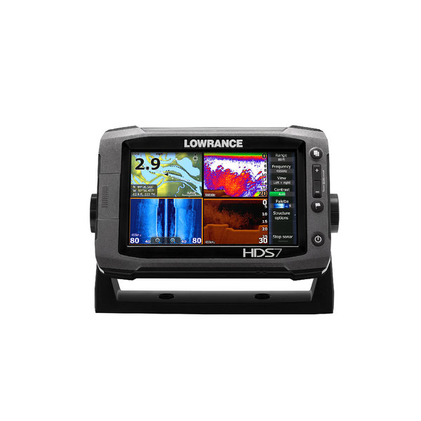 Lowrance Factory Inspected and Certified Demo Unit; HDS-7 Gen2 Touch with 83/200 kHz Tran Mt. Transducer and Insight USA Cartography Sale $399.99 SKU: 17292533 ID# 151-10256-001 :
