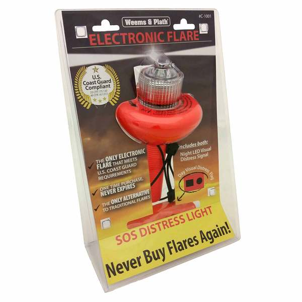 Weems Amp Plath Sos Distress Light Electronic Flare West
