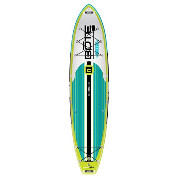Bote 11 39 breeze native inflatable stand up paddleboard for Bote paddle board with motor