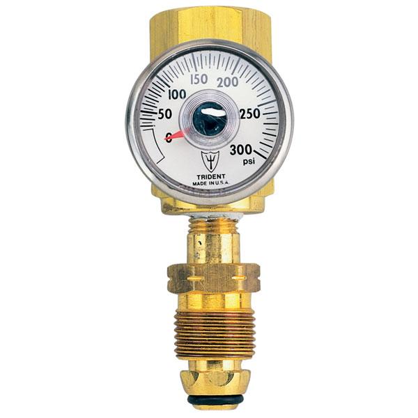 Trident Rubber LPG In-Line Leak Test Gauge Sale $59.99 SKU: 183618 ID# 1190-1411 UPC# 704917000145 :